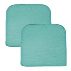 Target Chair Cushions Cloth Covers Mayhew 2pk Dining Cushion Set Threshold Ebay