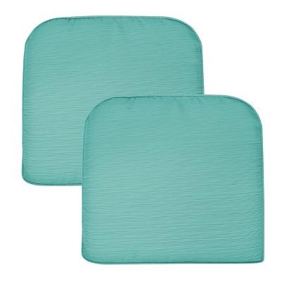 chair pads target rocking seat repair kit mayhew 2pk dining cushion set threshold ebay