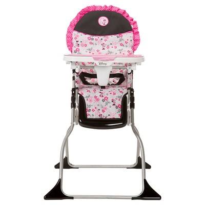 portable high chair target christmas covers disney simple fold plus minnie garden delight