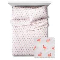 Flamingos Sheet Set