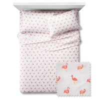 Flamingos Sheet Set - Pillowfort : Target