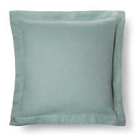 Linen Pillow Sham Euro - Fieldcrest | eBay