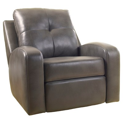Target Glider Chair Mannix Durablend Swivel Glider Recliner Ashley Furniture