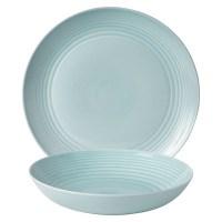 Gordon Ramsay by Royal Doulton Maze Blue Dinnerware ...