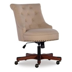 Fancy Office Chairs White Wooden Rocking Chair Target Sinclair Linon