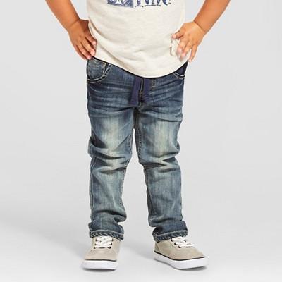Baby Boys Jeans Medium Vintage Wash 18 Genuine Kids