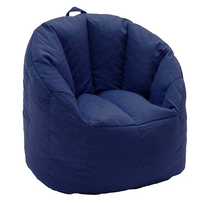 Xl Bean Bag Chair Xl Bean Bag Club Chair Pillowfort Ebay