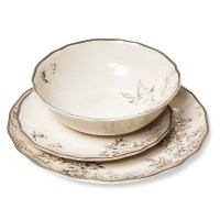 French Provincial Dinnerware & Sango Chateau Salad Plate ...