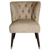 Curved Slipper Chair - Nate Berkus : Target