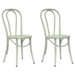 Aluminum Dining Chairs Target Swivel Under $200 Emery Metal Bistro Chair Set Of 2 Threshold
