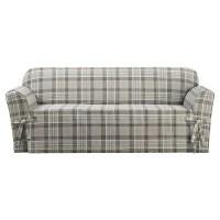 Plaid Sofa Lovable Plaid Sofa With Sofas Loveseats ...