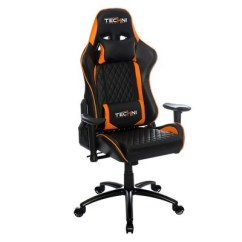 Video Game Chair With Cup Holder Best Dorm Lounge Gaming Chairs Target Ts 5000 Ergonomic High Back Computer Racing Orange Techni Sport