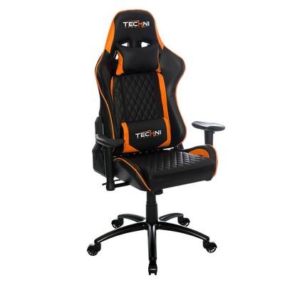 razer gaming chair best portable makeup artist chairs target ts 5000 ergonomic high back computer racing orange techni sport
