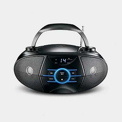 cd players boom boxes