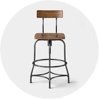chair stool target wedding cover hire lancaster bar stools counter adjustable