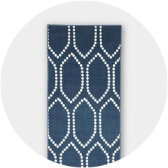 Navy Blue Kitchen Rugs Drop Leaf Table Target Runners
