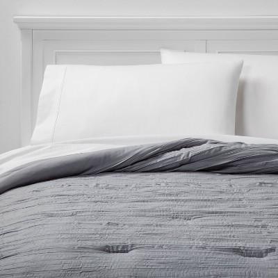 Crinkle Texture Comforter - Room Essentials™