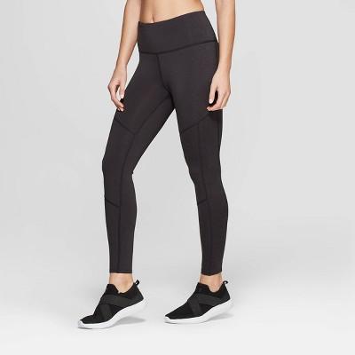 Women's Performance High-Waisted 7/8 Mini Striped Leggings - JoyLab™