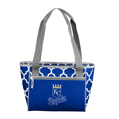 MLB Kansas City Royals 16 Can Cooler Tote