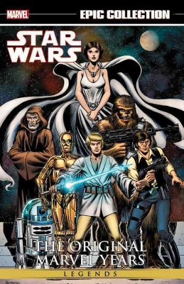 Epic Collection Star Wars Legends The Original Marvel Years 1 (Paperback) (Roy Thomas & Howard Chaykin &