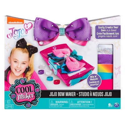 Cool Maker JoJo Siwa Bow Maker Activity Kit