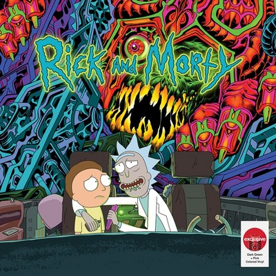 rick and morty the