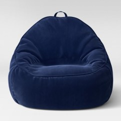 Xl Bean Bag Chairs Hire Chair Covers Cheap Structured Removable Cover Corduroy Blue Overalls Pillowfort Target