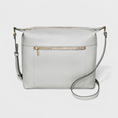 Women's Soft Crossbody Bag - A New Day™