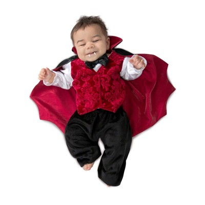 Baby Boys' Lil' Vlad the Vampire Halloween Costume - Princess Paradise