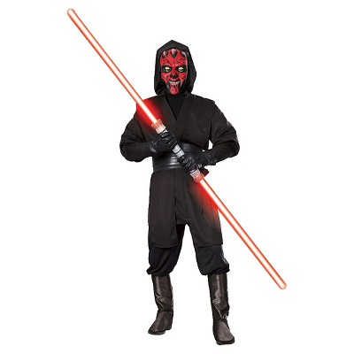 Men's  'Star Wars' Darth Maul Deluxe Costume