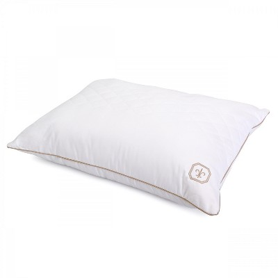 stearns foster liquiloft continuous comfort quilted pillow jumbo