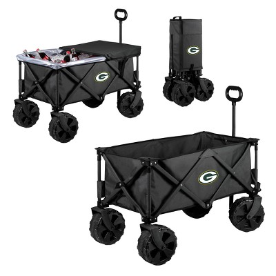 NFL Picnic Time Adventure Wagon with All Terrain Wheels
