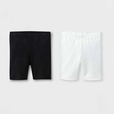 Toddler Girls' Trouser Shorts - Cat & Jack™ White