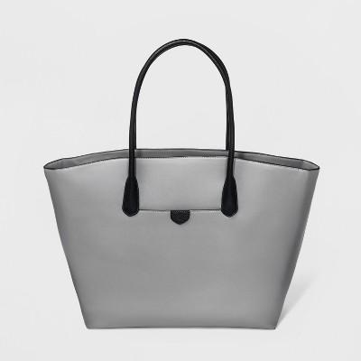 Winged Tote Handbag - A New Day™