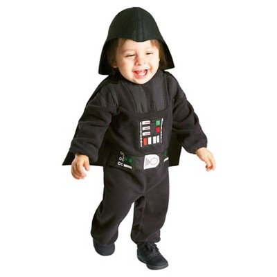 Toddler Star Wars Darth Vader Fleece Costume - 2T