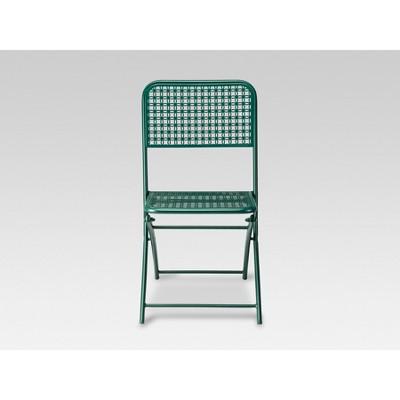 green metal bistro chairs gaming pc case gear punch chair dark threshold target