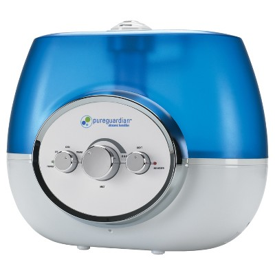 PureGuardian 100-Hour Ultrasonic Warm and Cool Mist Humidifier H1510
