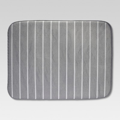 Drying Mat Gray - Threshold™