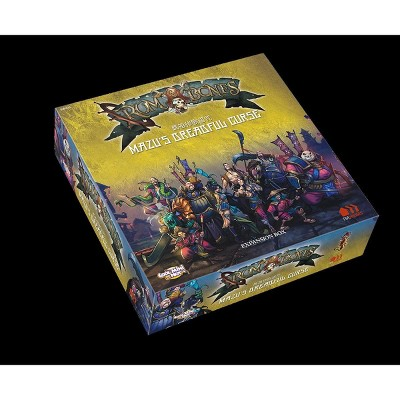 Mazu's Dreadful Curse Expansion Board Game