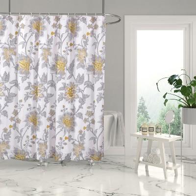 shower window curtain set target