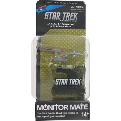 Bif Bang Pow Bif Bang Pow! Star Trek The Original Series Enterprise Monitor Mate
