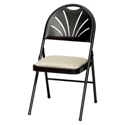 high folding chair stokke baby bunting sudden comfort plastic back set of 4 black about this item