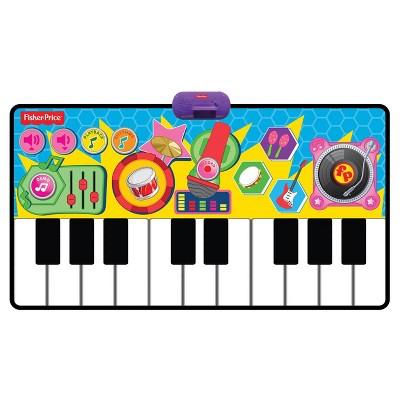 Fisher-Price Dancing Tunes Rock'N Roll Step On Keyboard