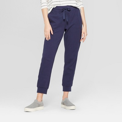 Women's Knit Jogger Pants - A New Day™
