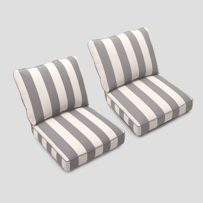 white outdoor cushions target