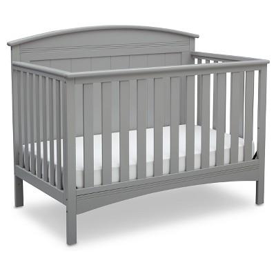 Delta Children® Archer 4-in-1 Standard Full-Sized Crib