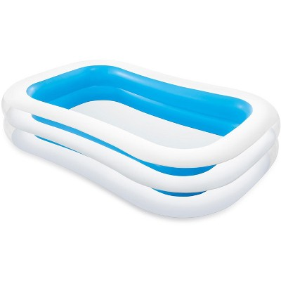 Intex Inflatable Swim Center Family & Kids Fun Outdoor Swimming Pool (2 Pack)