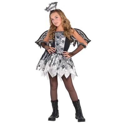 Girls' Fallen Angel Halloween Costume - Amscan