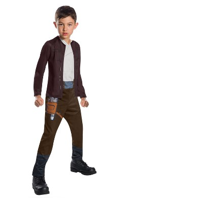 Star Wars Episode VIII - The Last Jedi Kids' Poe Dameron Costume
