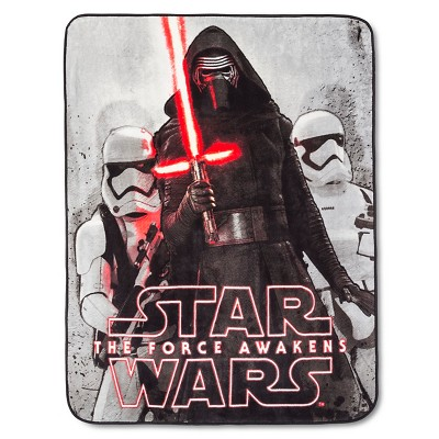 Star Wars The Force Awakens Battlefront Throw